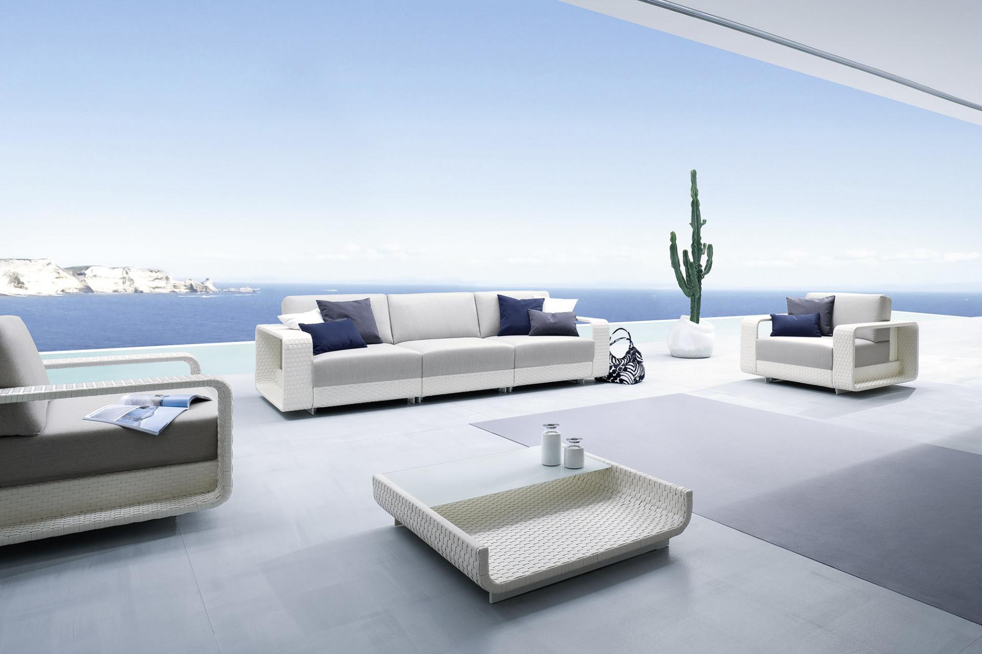 art. 9611-9613-9607 Hamptons bianco perla